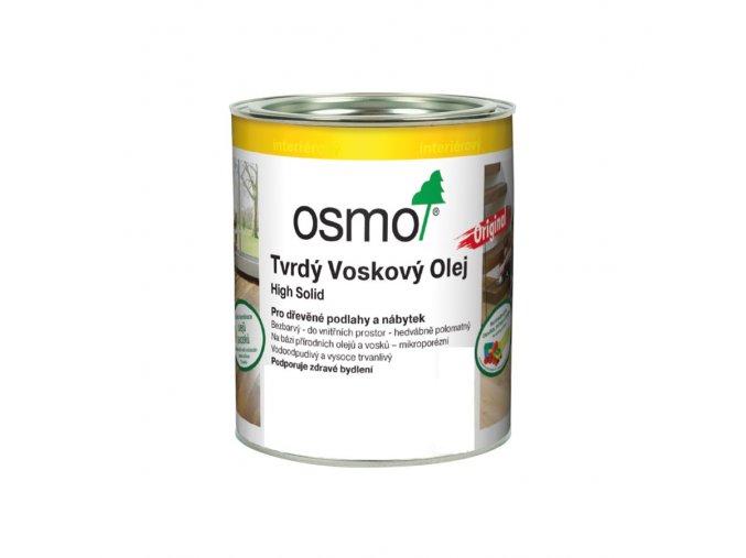Osmo tvrdý voskový olej Original 0,75 lt