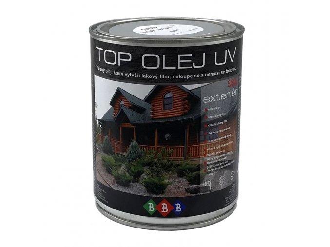 TOP olej UV 0,9 lt