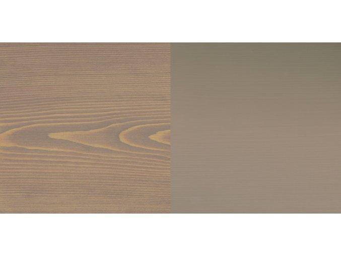 3132 Dekorační vosk šedobéžová