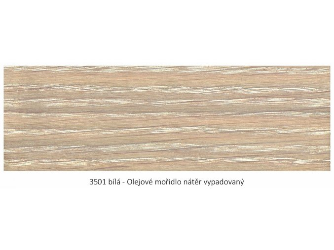 Osmo 3501 olejové mořidlo bílá 0,5 lt