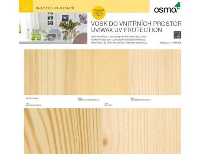 tablo vosk do vnitrnich prostor uviwax uv protection