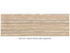 Osmo 3501 olejové mořidlo bílá 2,5 lt  + zdarma dárek v hodnotě 256 Kč -  váleček Anza Platinum Antex 18 cm / + Držadlo válečku Anza Elite 18 cm/+ malířská vanička Anza 18 cm