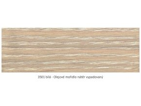 Osmo 3501 olejové mořidlo bílá 2,5 lt
