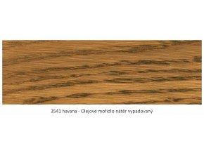 Osmo 3541 olejové mořidlo Havana 2,5 lt  + zdarma dárek v hodnotě 256 Kč -  váleček Anza Platinum Antex 18 cm / + Držadlo válečku Anza Elite 18 cm/+ malířská vanička Anza 18 cm
