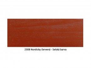 2308 Nordicky červená
