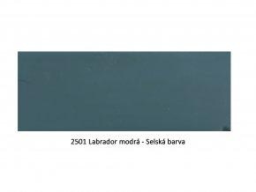 2501 Labrador modrá