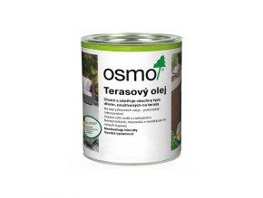 Terasový olej 0,75 lt