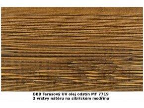 BBB 7719 Terasový UV olej 0,9 l