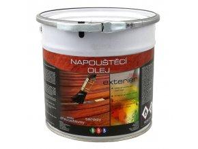Napouštěcí olej 2,7l