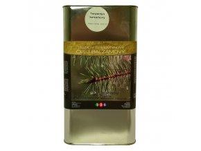 Terpentýnový olej balzámový 4,5lt