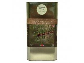 Terpentýnový olej dřevný 4,5lt