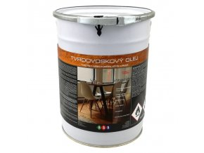 Tvrdovoskový olej 5lt