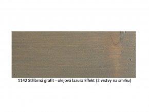 1142 Stříbrná grafit