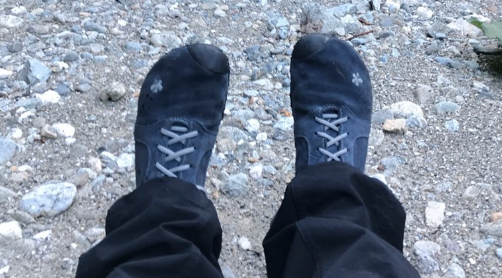 Saltic barefoot