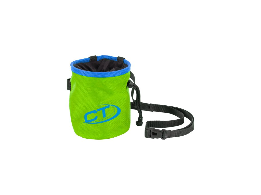 ct chalk bag green