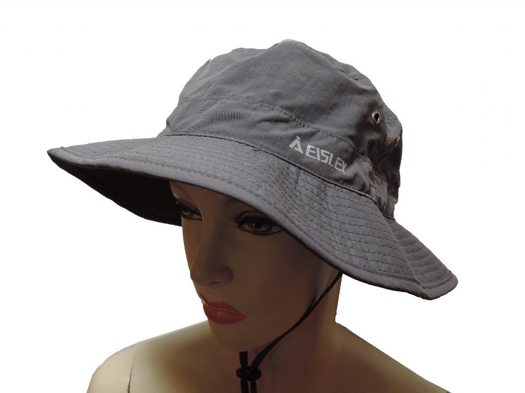 Eisley klobouk kalahari grey