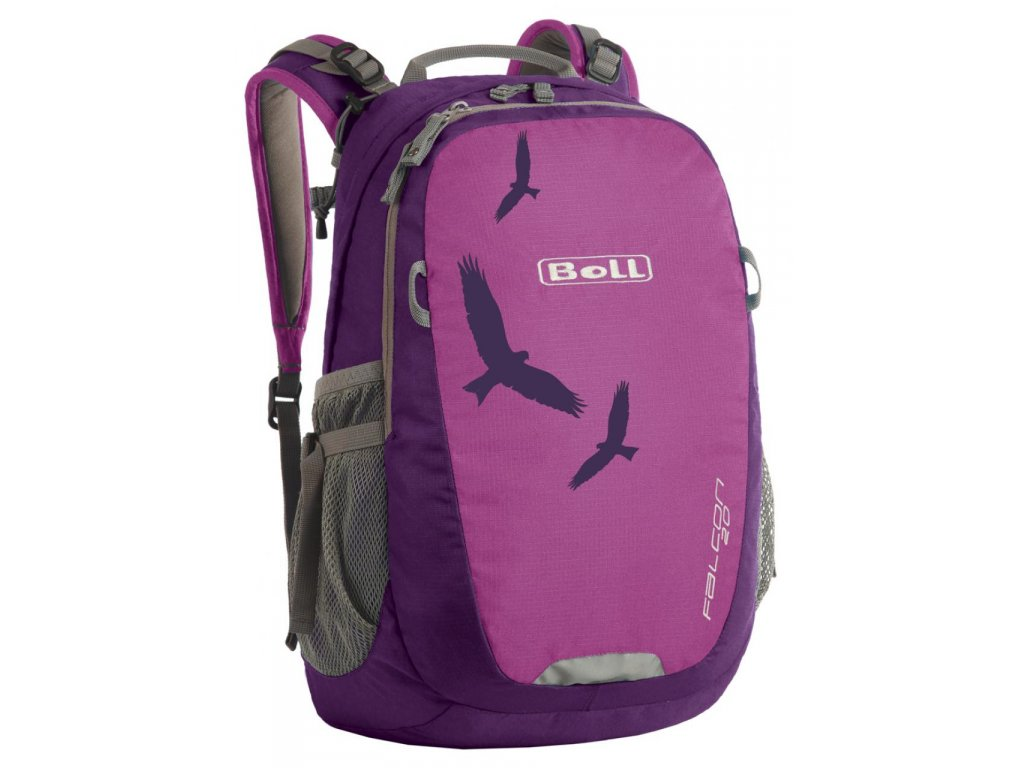 boll batoh falcon violet