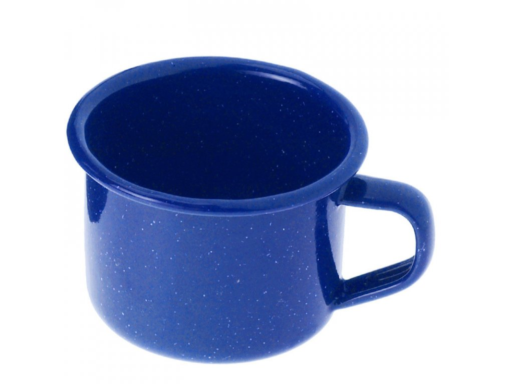 smalt hrnek blue