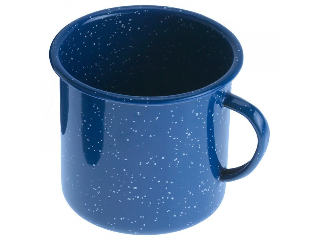smalt hrnek velký blue