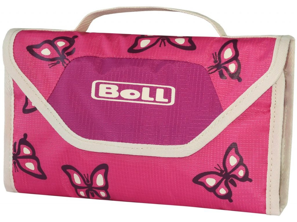 boll kids toiletry pink
