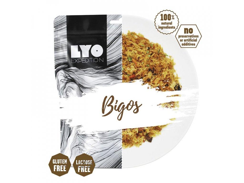 LYO EXPEDITION Bigos; velká porce