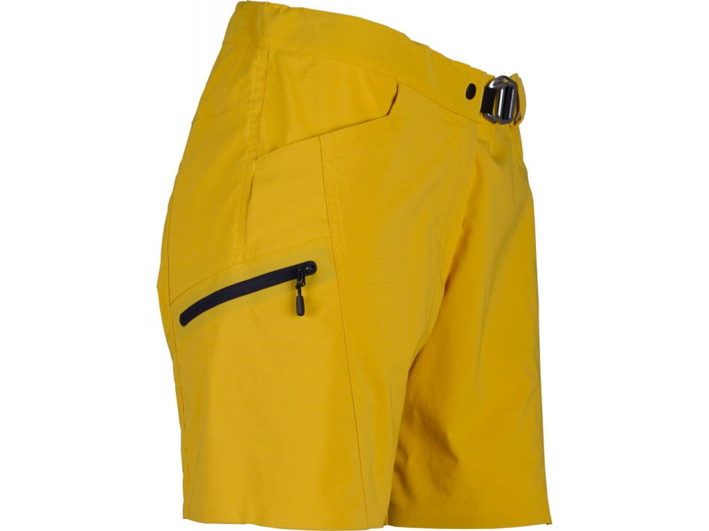 high point rum short lady yellow