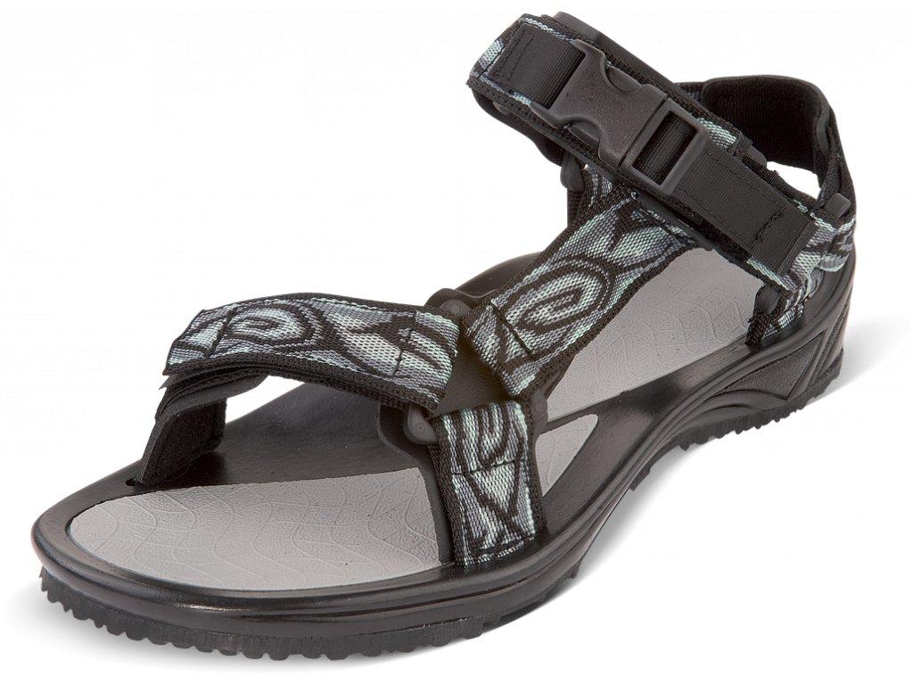sandale triop aqua