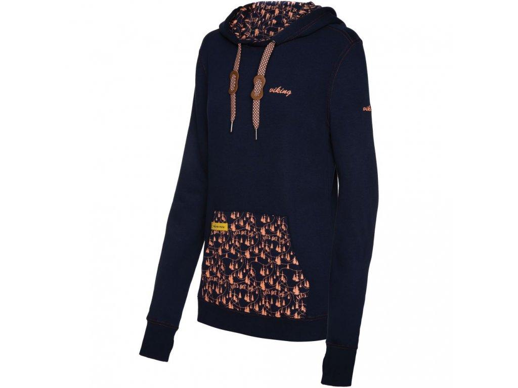 mikina bamboo lady hoodie
