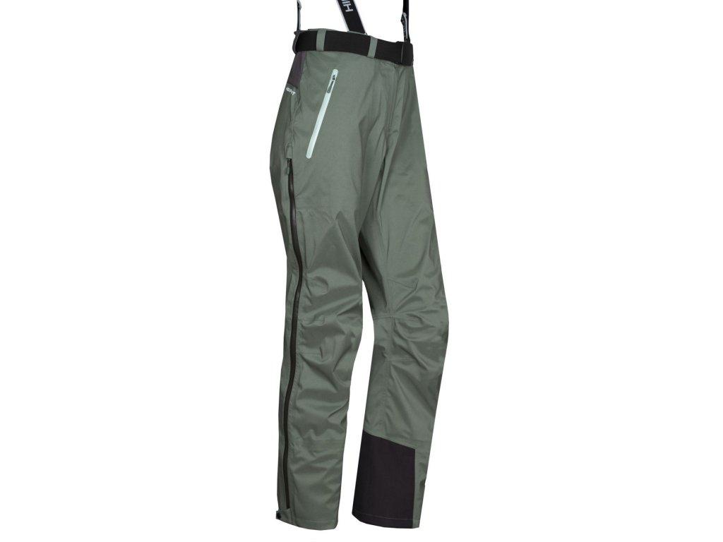 hp kalhoty explosion green