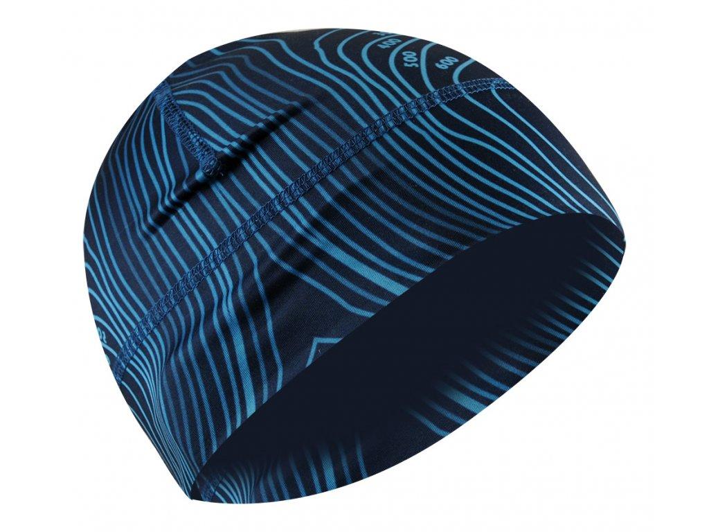 4fun čepice levels blue