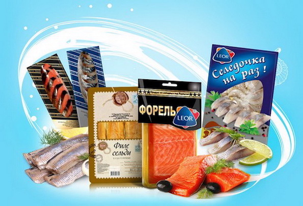 Produkty z ryb a mořských plodů