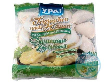 vareniki griby i brambory