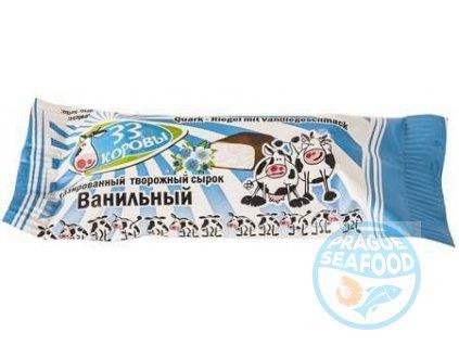 syrok 33 korovy vanilka