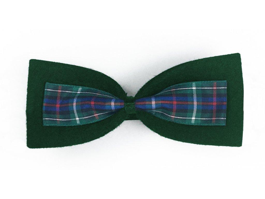 OTTO green tartan 3