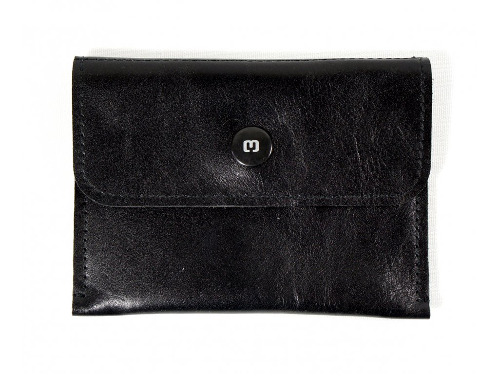TOLLARY black leather 1