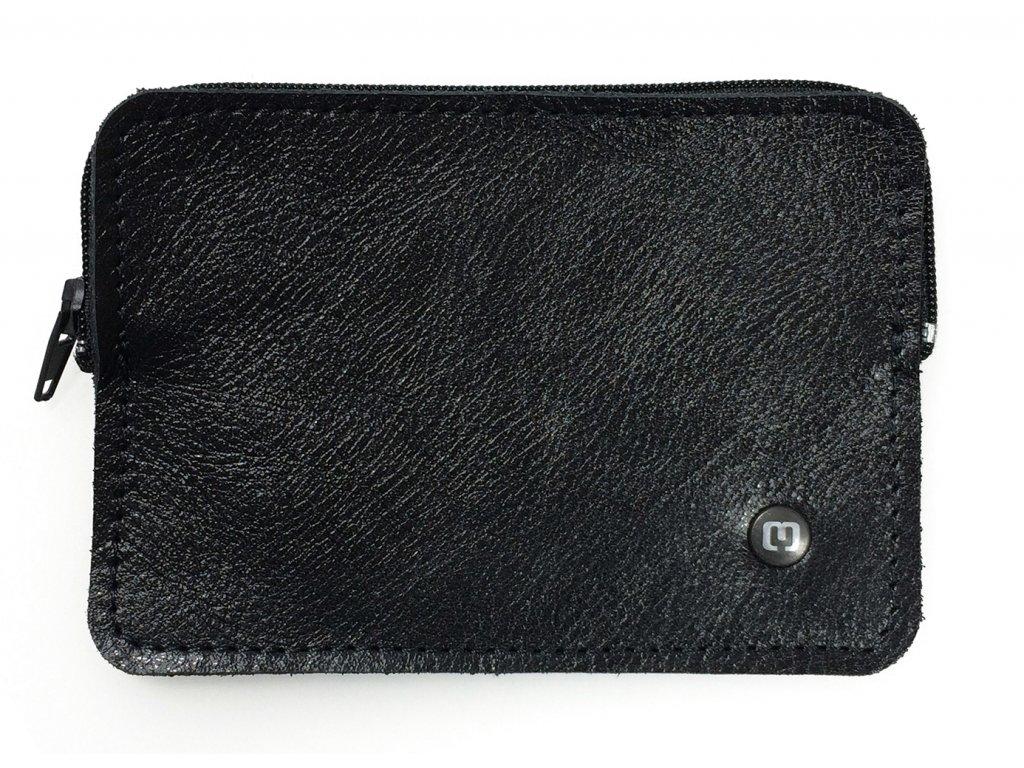 MINNCE black leather 1
