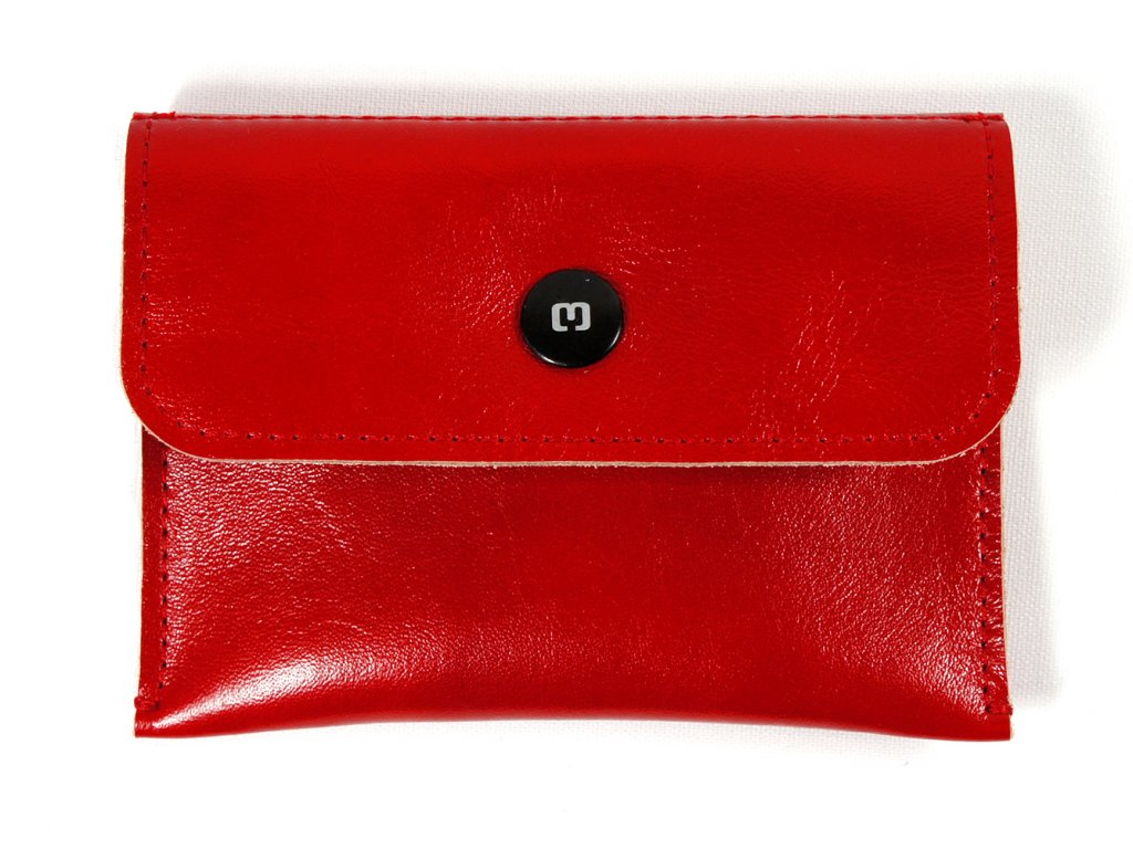 TOLLARY red leather 1
