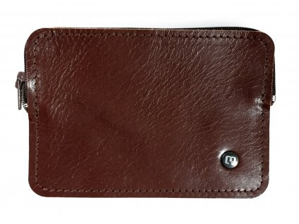 MINNCE brown leather 1