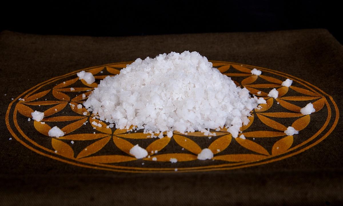 Efectos curativos aneb v čem Vám mořská sůl pomáhá
