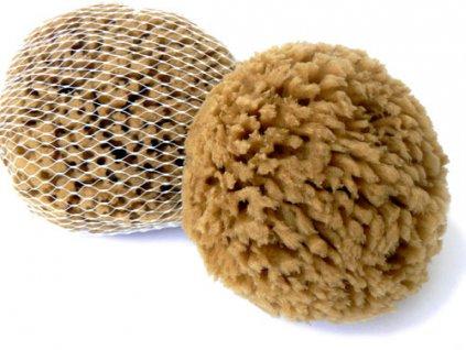 Přírodní mořská houba na mytí minerální
