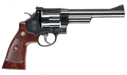 Smith and Wesson 29