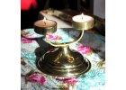 Mosazné svícny