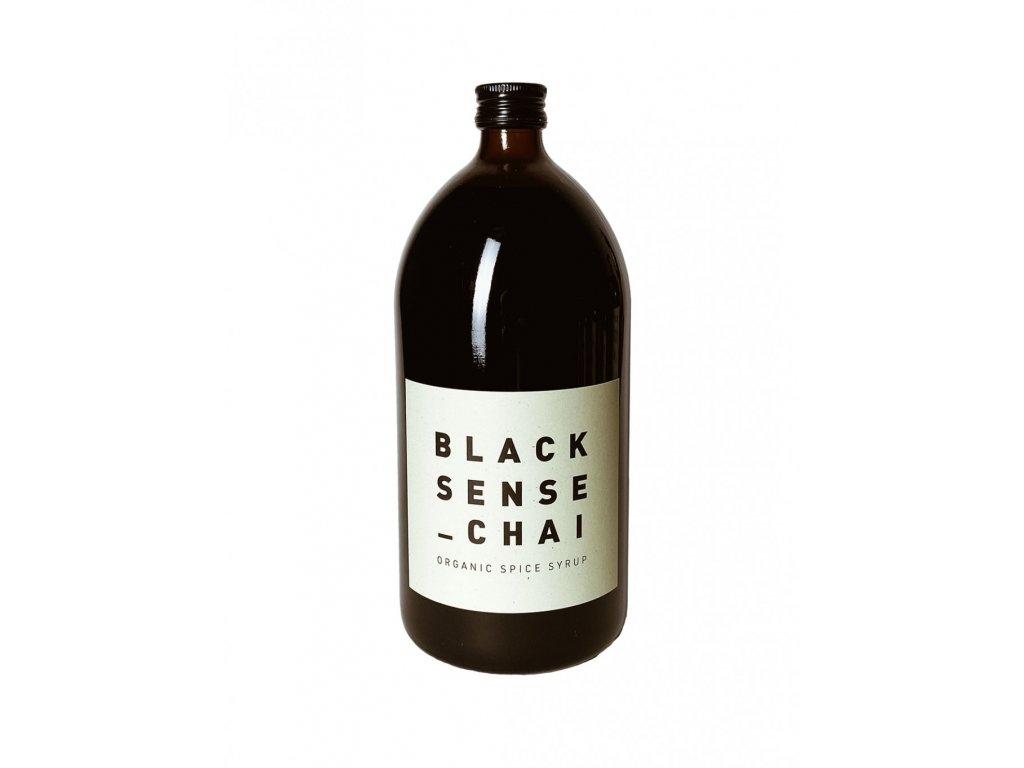 Black Sense Chai Sirup BIO 1L