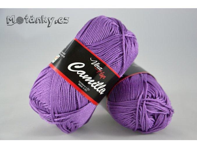 Camilla 8055 světle fialová