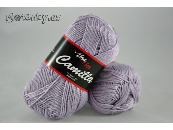 Camilla 8076 bledě fialová