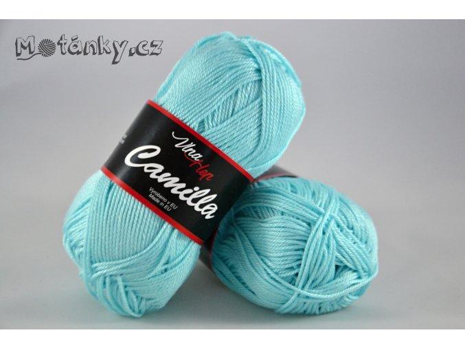 Camilla 8122 pastelově modrá