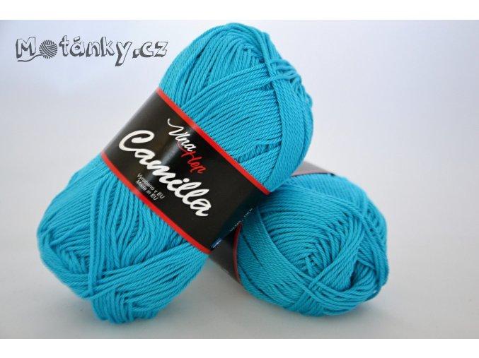 Camilla 8124 tyrkysová