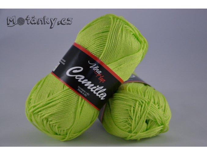 Camilla 8145 žlutozelená