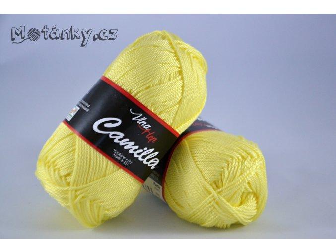 Camilla 8183 světle žlutá