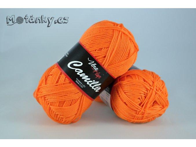 Camilla 8301 zářivě oranžová
